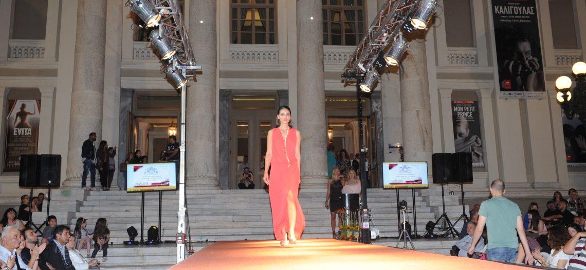 Ιδιαίτερα εντυπωσιακό το Fashion Show στην καρδιά του OMP