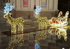 Μαγικά Χριστούγεννα στον Πειραιά: Οι γιορτές μας