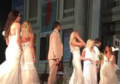 Ιδιαίτερα εντυπωσιακό το Fashion Show που διοργάνωσε ο Σύλλογός μας