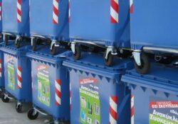 Νέοι κάδοι ανακύκλωσης στο Δήμο Πειραιά