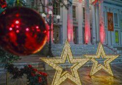 Ανιματέρ στα καταστήματα του Πειραιά για τις γιορτινές αγορές τους